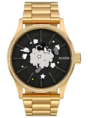 Montre Disney Nixon Homme Mickey 90 Ans Sentry SS Dust UP