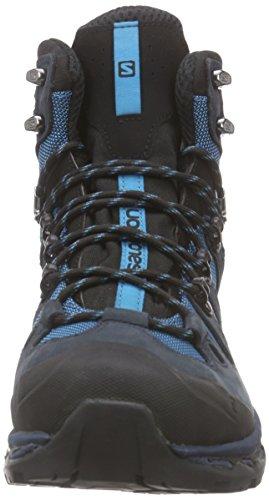 Salomon deep Quest Gtx amp; blue BLUE Herren SCUBA Fog Trekking Blau BLUE Wanderstiefel 2 4d rP5Arwq4