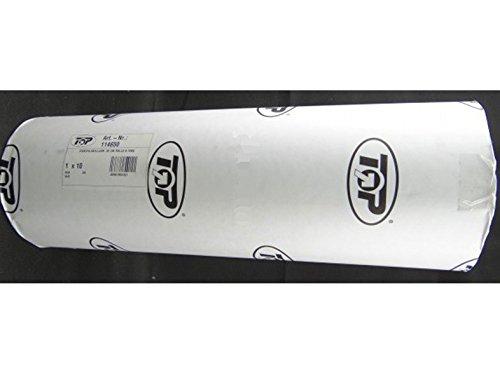 TOP Einschlagpapier Rolle weiss 50cm 10kg Papier Folie Rollenpapier Bäckerseide