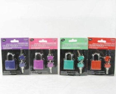 coloured-padlock-32mm-with-2-keys