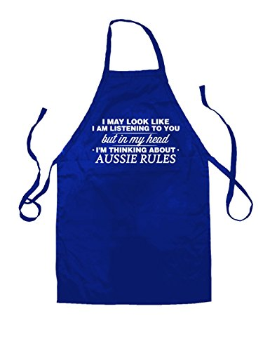 in-my-head-im-aussie-rules-unisex-adult-fit-apron-rblue