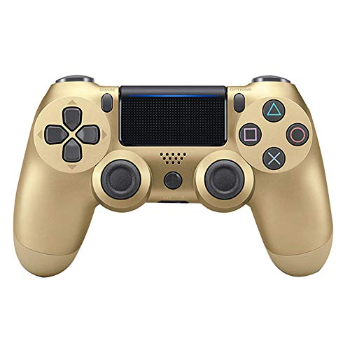 Produktbild Bluetooth Wireless Game Controller für PS4 DualShock Gamepad Joystick-Schwarz,  Gold,  Beerenblau,  Camouflage