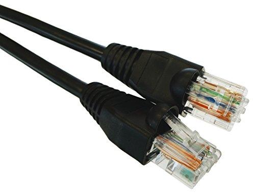 10m–100m schwarz Externe Outdoor IP CCTV Ethernet Kabel Cat5e 100% Kupfer - Outdoor-cat5e-kabel
