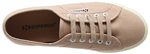 Superga 2790-Acotw Linea Up and Down, Baskets Femme, Mehrfarbig Pink (Rose Mahogany)