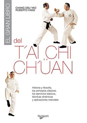 El gran libro del T'ai chi ch'üan por Chang Dsu Yao