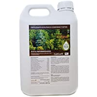 CULTIVERS Fertilizante Líquido para Coníferas y Setos Ecológico de 5 L. Abono 100% Orgánico y Natural. Evita Enfermedades, Arbustos vigorosos, Follaje mas Verde