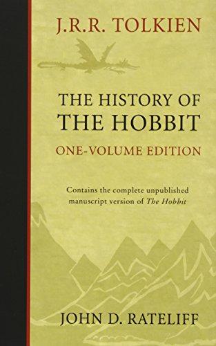 The History of the Hobbit par J.R. R. Tolkien