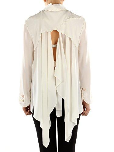 Fendi Blouses Femme - Soie (FS6791O2R) Blanc