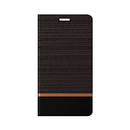 sports shoes b8aac dbaa8 Tarkan Luxury Xiaomi Redmi Note 4 Flip Cover , Leather Textured Back Stand  Case with Card Slot [Brown]