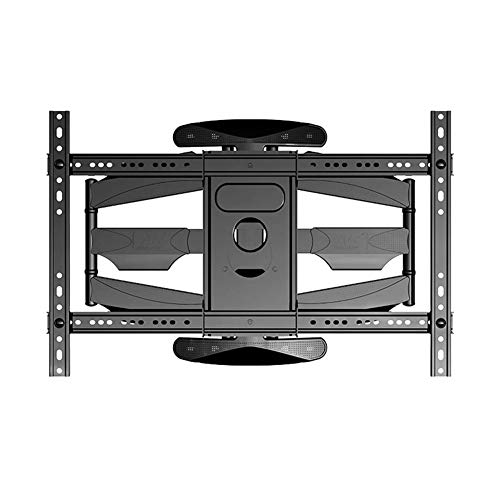 Exing Ultra Slim TV Wall Mount Bracket Mit 20 Zoll Cantilever Arm/1,8-Inch Wall Profile Tilt and Swivel for Most 40