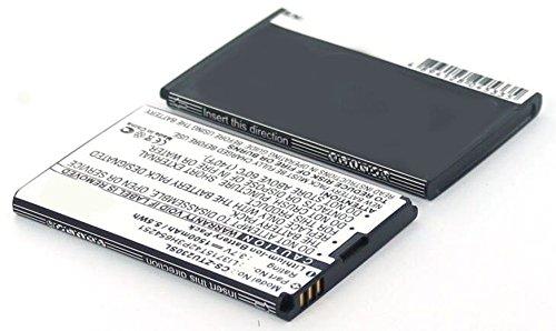 Handyakku kompatibel mit ZTE V859MKN