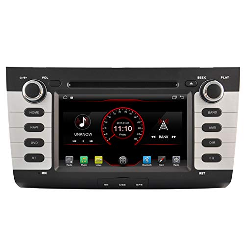 witson® für Suzuki Swift 2005-2010-INDASH 17,8 cm Touchscreen DVD Player GPS Navigation TV Radio Bluetooth Lenkrad Control RDS SD/USB iPod Tv Built In Dvd Player