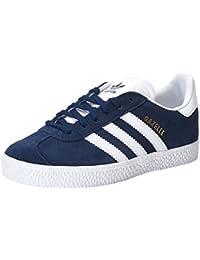 adidas Gazelle C, Sneakers Basses Mixte Enfant