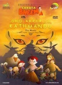 Dholakpur to Kathmandu - Chhota Bheem