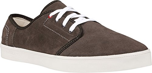 TIMBERLAND - Timberland Newport Bay Sports Shoes Man Leather Brown A154X -...