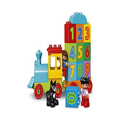 LEGO 10847 Number Train Building Set
