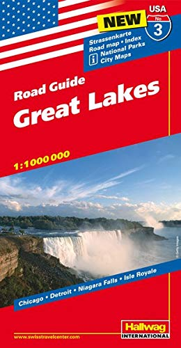 USA Great Lakes 2014 (Road Guide)