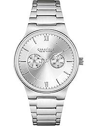 Reloj solo tiempo hombre Caravelle New York Casual Cod. 43A134