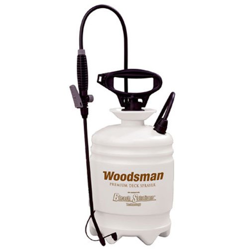 Poly Sprayer (HD Hudson 67992W Woodsman Poly Deck Sprayer, 2-Gallon)