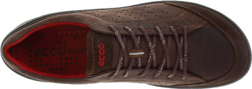 Ecco BIOM GRIP 833064, Scarpe da camminata uomo marrone (Braun (DARK CLAY/COCOA BROWN))