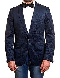 3c14ab6d13 Velluto blu - 50 - 100 EUR / Uomo: Abbigliamento - Amazon.it