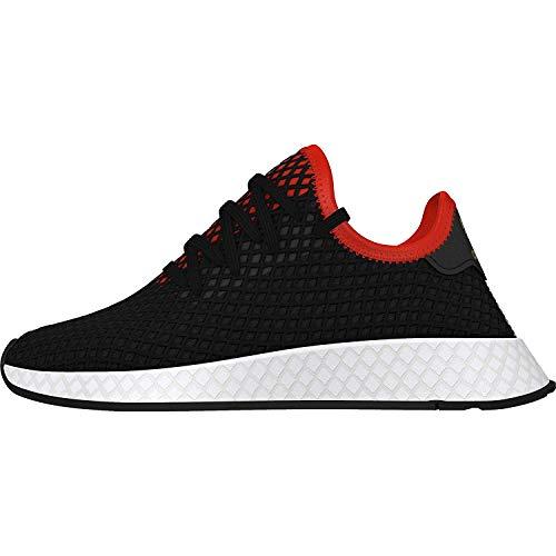 adidas B41876 Deerupt Runner Junior Sneaker Schwarz