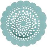 wrone (TM) creusage Fleur Passoire pour évier de cuisine salle de bain wc Robinet Accessoires Fournitures silicagel Cuisine Outils nouvelle arrivée E