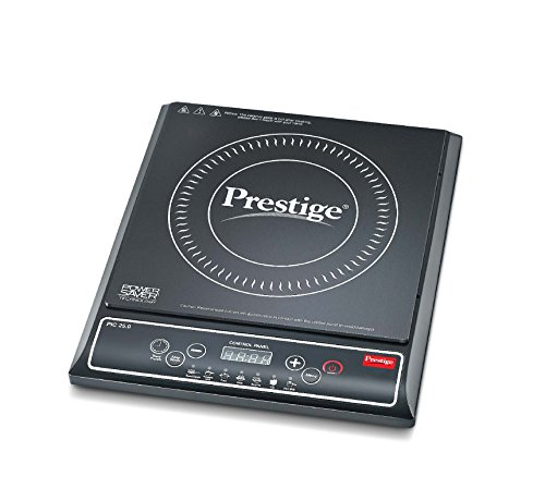 Prestige PIC 25 1200-Watt induction Cooktop (Black)