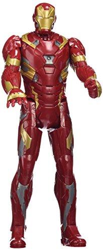 Marvel Avengers - Figura electrónica de Iron Man (Hasbro B6177EU4)