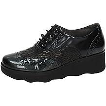 1321 Mujer Blucher CORDÓN Zapatos PITILLOS PITILLOS FfvdxqnwpF