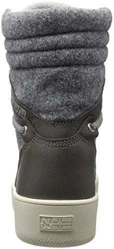 Napapijri Damen Nova High-Top Grau (Dark Grey N88)