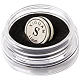 Generic 1pc 11mm Snooker Cue Tip Artificial Leather Humidity Resistant Box Glue on Rate S