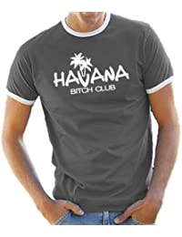 Touchlines Havana Bitch Club T-shirt