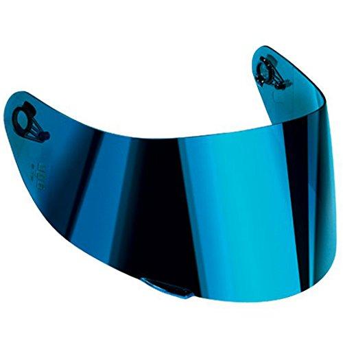 Preisvergleich Produktbild AGV Visier GT2 blau PINLOCK VORBEREITET für K-5 / K-3 SV / K-5 S Gr. ML-XXL
