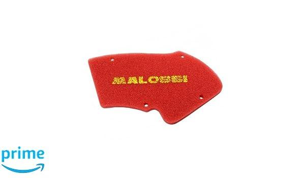 f/ür original Airbox Luftfiltereinsatz Malossi Red Sponge Gilera Runner 125-180 Skipper 125 SR 125
