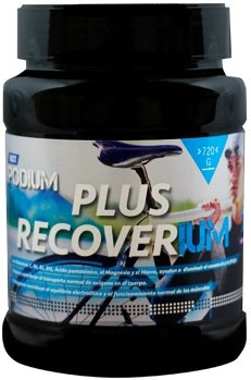 Just Podiun I-Glutamina Plus Recoverium - 800 gr