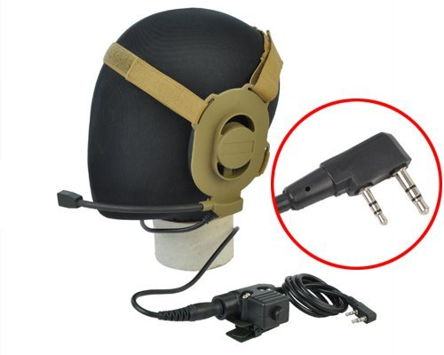 z-tactical-bowman-elite-ii-tactical-military-headset-with-u94-kenwood-version-pins-ptt-tan-by-z-tact