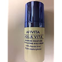 Apivita Aqua vita 24h Moisturizing and revitalizing Eye Cream 0.51FL oz. by Apivita