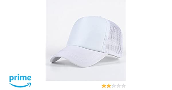 7c6434674b9 Buy Handcuffs BFVCU26 Cotton Baseball Adjustable Cap (White) Online at Low  Prices in India - Amazon.in