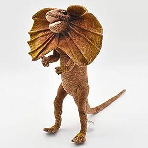 Hansa Peluche Lagarto Collerette (Dragon de Australia) 28CMH