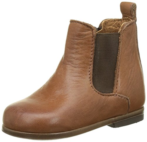 Little Mary Miloto, Bottes et Bottines Mixte Bébé, Marron (Sauvage Marron Tabac), 22 EU