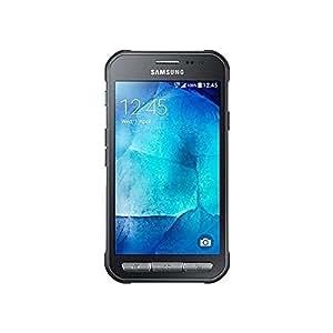 Samsung Galaxy XCover 3 VE Smartphone débloqué 4G (Ecran: 4,5 pouces - 8 Go - Simple Micro-SIM - Android) Argent foncé