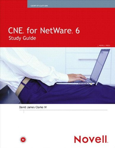 Download CNE for NetWare 6 Study Guide (Novell Press) by David James ...