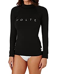 Volte Wetsuits - Volte Womens Long Sleeve Polyf...