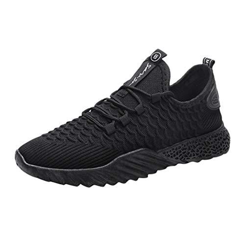 Scarpe Uomo Running, MEIbax Scarpe Sneakers Sneakers Traspiranti Leggere con Scarpe da Corsa Scarpe da Trekking Scarpe Sportivo da Esterno da Lavoro Shoes