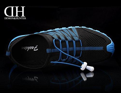 Demon&Hunter WA-OI Series Herren Aquaschuhe No.III 402519U x Blau