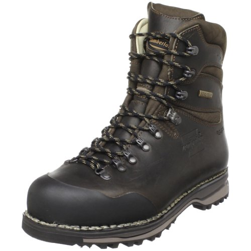 Zamberlan Herren 1030PM0G-0M Wanderschuh Sella GTX RR NW waxed dark brown OM Waxed dk brown