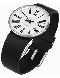 Rosendahl Unisex-Armbanduhr Analog Edelstahl weiss 43432