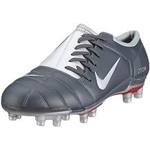 check out 69e72 e98a6 Nike Air Zoom Total Hombres 90 III FG Botas de fútbol gris Graphite White  Talla