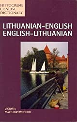 Lithuanian-English/English-Lithuanian Concise Dictionary (Hippocrene Concise Dictionaries)